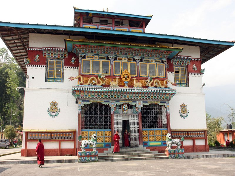 north-sikkim-tourism-places-to-visit-in-phodong-monastery